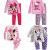 Kids' cartoon-themed casual wear